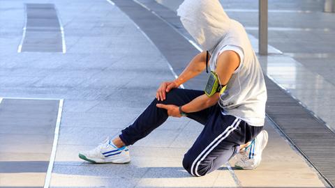 スポーツによる怪我・痛み
