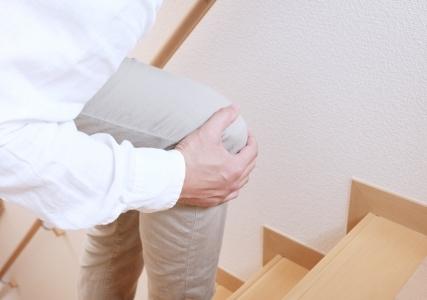 膝痛と日常生活